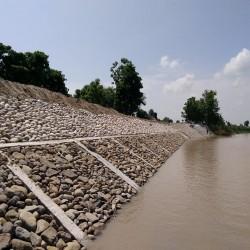 Pathariya River Training